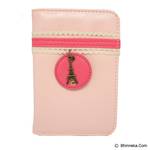 KIMNIDOLL Passport Case [4026]  - Paris (v) - Dompet Wanita